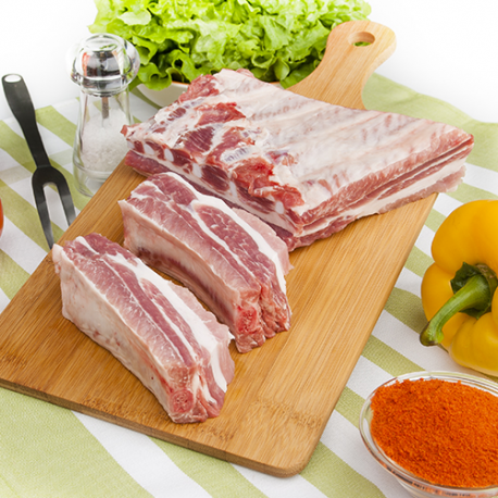 Costillons de porc
