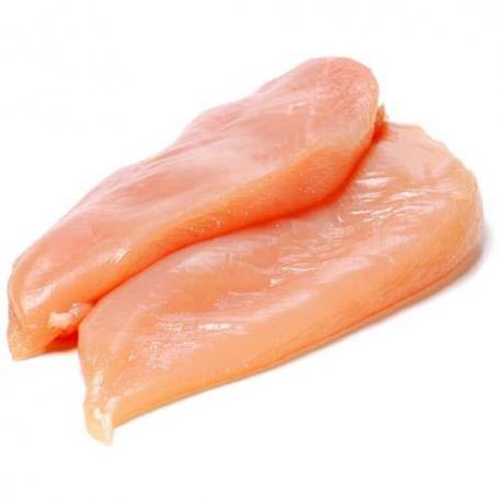 Filets de poulet de grain (paquets de 2)