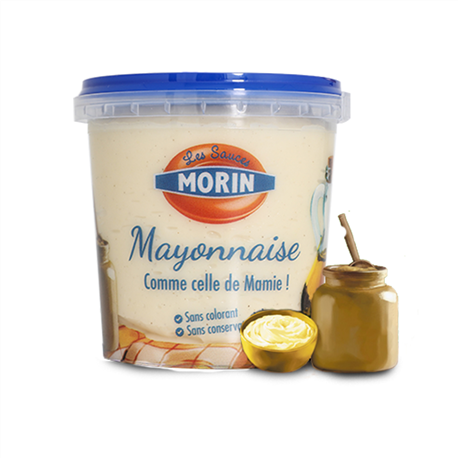 Mayonnaise pot de 135gr