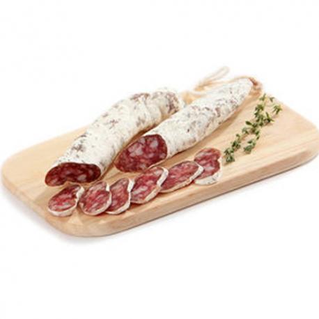 Saucisse sèche à la coupe de porc Français