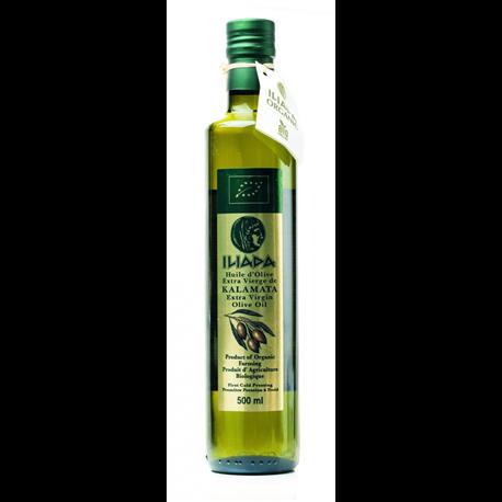 Huile d'olive Kalamata bio