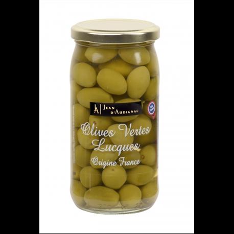 Olives Lucques vertes