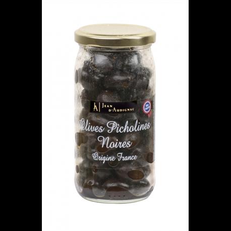 Olives Picholines noires