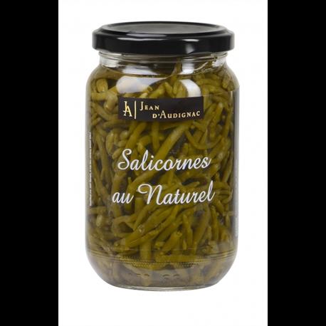 Salicornes au naturel
